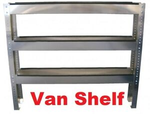 Carpet Cleaning S s Adjustable 3 tier Chemical Van Shelf Storage Truckmount