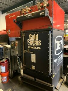 Farr Camfil Dust Collector Gold Series gsp4 Removed From Amada F1 Laser