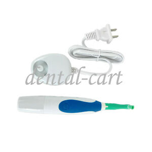 1pc Dental Portable Hygiene Handpiece Cordless Rechargeable With 10prophy Angle