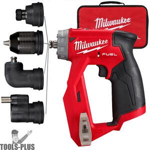 Milwaukee 2505 20 M12 Fuel Installation Drill driver 4 in 1 tool Only New