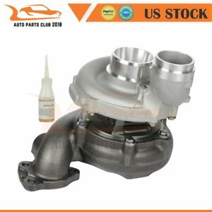 Turbocharger Turbo For 2006 Mercedes Benz 320 Cdi Om642 Engine 765155 5007s