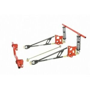 Chassis Engineering Ladder Bar Suspension Kit W shocks