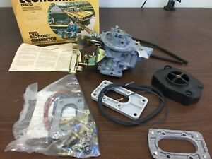 New Holley Carburetor Vintage Nos Fits Corolla 1978 1978 1 6l 2bbl Converson