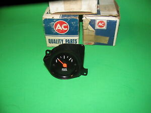 Nos Ac Chevy Gmc Truck Fuel Gauge New Old Stock Gm Usa For Tachometer Cluster