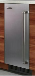 Panel Ready Built In Under Counter Ice maker High Output Up To 50lbs day