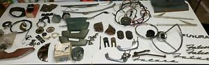 Lot Of Parts For Ford Falcon Futura 62 63 64 Used Nos