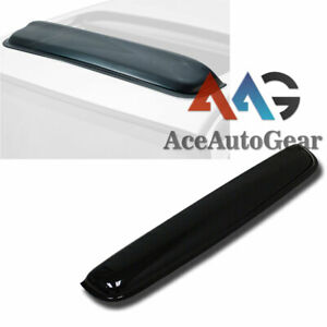 Aag Sunroof Moon Roof Visor 980mm Dark Smoke For 2012 2015 Honda Civic Sedan
