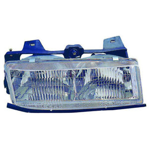Gm2503111 Fits 1989 1996 Chevrolet Corsica Passenger Side Headlight
