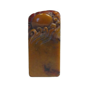 19th Century Chinese Soapstone Seal