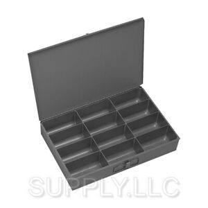 Steel Bin Shelving 12 Pigeonhole Drawer Compartments Parts Fittings Nut Bolt