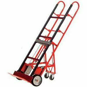 Stevens Escort Heavy Duty Steel Appliance Hand Truck Dolly