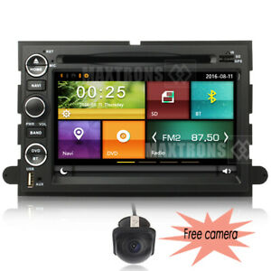 Car Dvd Player Gps Navi Radio Stereo For Ford F150 Explorer Mustang Expedition