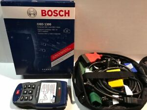 Bosch 1300 Obd 1 2 Engine Diagnostic Scan Tool Scaner Code Enhanced Reader
