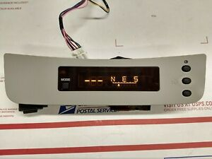 04 07 Nissan Titan Compass Homelink Dome Light Overhead Roof Display 1012t3