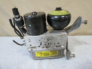 03 04 11 Mercedes W211 R230 Sl E class Anti lock Brake Abs Sbc Pump 0265254013