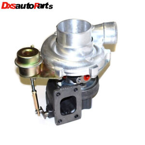 Gt28 T04b 0 60a r T28 0 64 A r Turbo Charger 5 Bolt With Internal Wastegate New