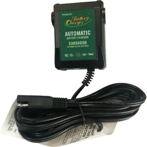 12 Volt 750ma Battery Charger Jr Maintainer Motorcycle Charger 021 0123