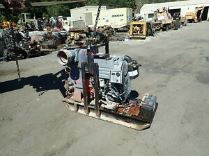 Multiquip Mq 62tdd 6 Water Pump Trash 2 Avail Low Hours Deutz F2l2011 Diesel