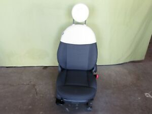 12 13 14 Fiat 500 Right Front Passenger Side Seat Oem