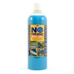 Optimum Rinseless Car Wash Nr2010q No Rinse Wash Shine 32 Oz