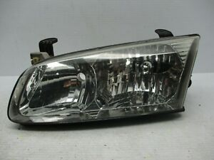 Oem 2000 2001 Toyota Camry Left Driver Side Halogen Headlight