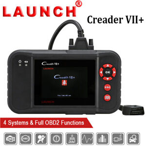 Launch X431 Vii Obd2 Car Diagnostic Tool Scanner At Abs Airbag Srs For Ford Gm