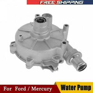 New Us Water Pump Fits For Ford Five Hundred Freestyle Mercury Montego V6 3 0l