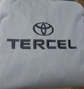 Toyota Tercel 1991 1999 Custom Seat Covers Full Set Front And Rear Seats