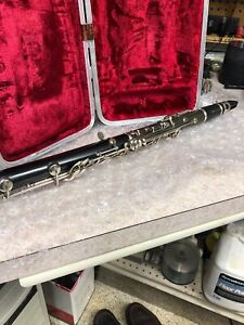 Conn Director Clarinet with Mouthpiece & Case