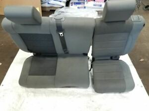 2010 Jeep Wrangler 4 Door Rear Seat Tj Used Oem Interior