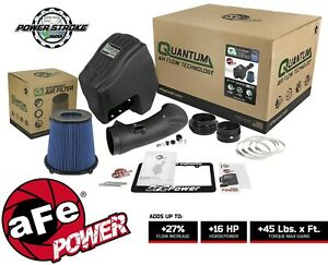 Afe 53 10003r Quantum Cold Air Intake For 11 16 Ford Super Duty 6 7l Powerstroke