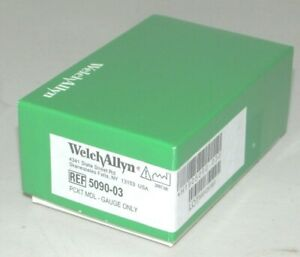 Welch Allyn 5090 03 Tycos Classic Pocket Aneroid Gauge Only
