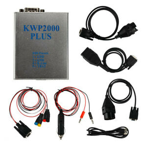 Kwp2000 Plus Ecu Remap Flasher Obd2 Auto Diagnostic Scanner Ecu Chip Tuning Tool
