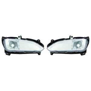 Fits 2013 2016 Hyundai Santa Fe Sport Fog Light Pair dot