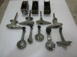 Antique Car Handles Window Handles Ash Trays Windshield Blades 1930 S 50 S