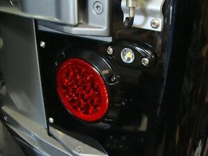 2003 4 Jeep Tj Wrangler Surface Mount Led Tail Light With Backups And Flasher
