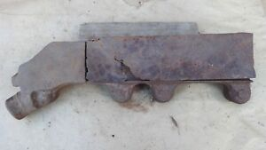1909 1927 Model T Ford Exhaust Manifold Heater Original Vintage Coupe Roadster