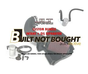 Jlt Cold Air Intake Aos Bundle For 2015 18 Ford Mustang Shelby Gt350 5 2l