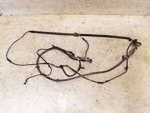 Oem Jeep Wrangler Tj Tail Light Wiring Harness 1999 Brake Taillight Soft Top 99g