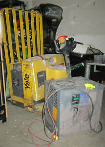 Yale Electric Pallet Jack Charger Included free Shipping