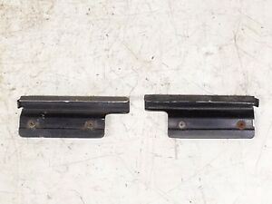 Jeep Wrangler Tj Soft Top Tailgate Bar Support Body Brackets 1998 2006 02e