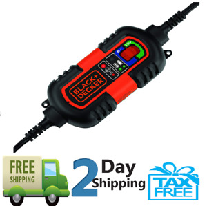 12 V Automatic Battery Charger For Agm Gel And Wet Batterie Rv Tender Trickle
