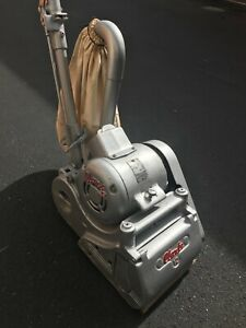 Clarke Cf 12 Floor Sander Reconditioned 12 Professional Drum Sander