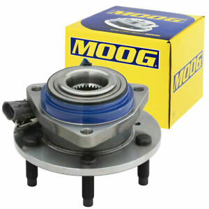 Moog Front Wheel Hub Bearing Assembly For Chevy And Gm Buick Cadillac Vehicle