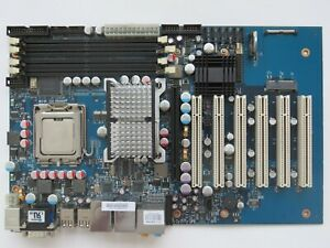 Kontron Kt965 atxp 775 Industrial Motherboard ship By Ems Dhl