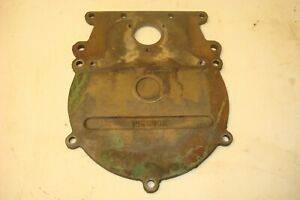 1966 Oliver 1550 Gas Tractor Pto Plate