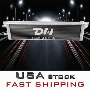 Dh Intercooler 30 X7 X2 25 Aluminum Heat Exchanger For Air To Water Supercharger