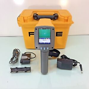 Fluke Ti20 Thermal Infrared Camera In Hard Case With New Battery
