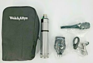 Welch Allyn Veterinary Operating Otoscope Ophthalmoscope Diagnostic Set New
