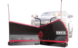 Hiniker 8 5 Flare Top V Plow 9285 Local Pickup Only